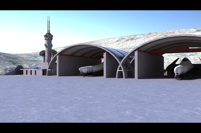 S`far Sunya Naval Air Station