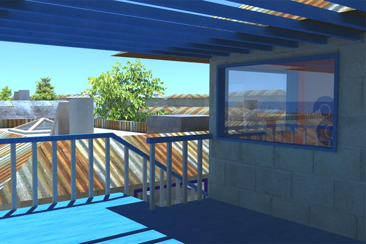 Maki`s Porch