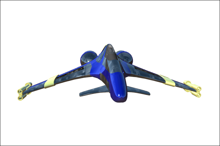 Space Superiority Fighter Concept
